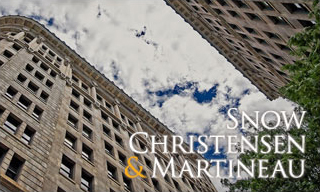 Snow Christensen & Martineau